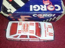 CORGI Diecast Modello Auto FORD SIERRA 2.3 GHIA Racing, dorata meraviglia patatine fritte