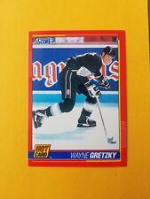 "1991-92 Score ""Hot Card"" # 2 of 10 Wayne Gretzky!"