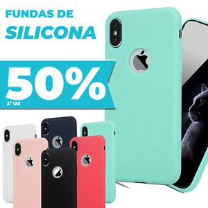 Funda Iphone X - XR - Xs Max - 11 - 11 Pro - 11 Pro Max - 6-6s-6 Plus-7-7 Plus