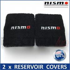 NISMO JDM RESERVOIR TANK OIL COVER SOCK FOR NISSAN S13 S14 S15 R32 R33 R34 GTR