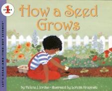 How a Seed Grows  Let's-Read-and-Find-Out Science Stage1ages 3 to 6
