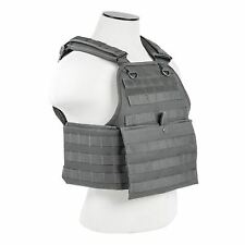 VISM by NcSTAR PLATE CARRIER VEST/URBAN GRAY