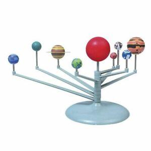 Solar System Planetarium Learning Educational Planet Model Game Toy School Craft