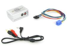 CONNECTS 2 JACK 010 AUX input mp3 iPod iPhone Android CITROEN c5 01-04