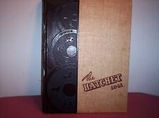 1941 THE HATCHET VOL. 38 Washington University yearbook- St. Louis, Missouri