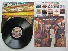 THE BEATLES 1982  U.S.A. . LP  REEL MUSIC  WITH BOOKLET  & INNER  EXCELLENT