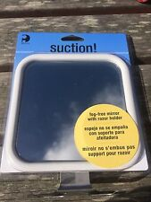 Suction Cup Shower Mirror