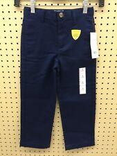 Cat & Jack Boys Uniform Pants (Navy Voyage, Sz 4)