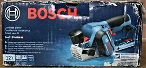 Bosch Compact Planer 12V MAX #GHO12V-08N - TOOL ONLY