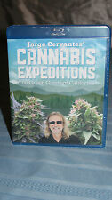 Jorge Cervantes' Cannabis Expeditions: The Green Giants of California Blu-Ray