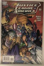 Justice League Of America Vol.2 #13 (2007) Nm Cond