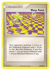 POKEMON • Punto di Curvatura Warp Point • 84/100