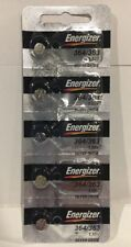 5 x FRESH Energizer Watch Batteries 364/363 SR621SW Battery New Ships From USA