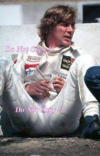 James Hunt Wolf F1 Portrait 1979 Photograph 2