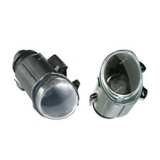 Pair of Fog Light Lamp Front LH & RH Side Fit BMW E53 X5 3.0i 4.4i 4.6is 2000-03