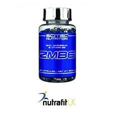 Scitec Nutrition Zmb6 2 X 60 Caps Zinc Magnesium Vitamin B6 Testosterone Booster