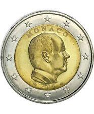 Pièce de 2 euro Monaco 2015.