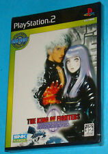 The King of Fighters 2000 - Sony Playstation 2 PS2 Japan JAP New Nuovo Sealed