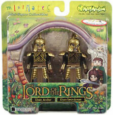 MINIMATES LOTF LORD of the RINGS: ELVEN ARCHER & SWORDSMAN 2-PACK