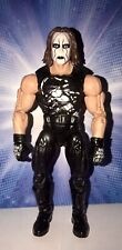 MCU WWE AEW ELITE Marvel Legends Custom STING Classic LEGENDS WRESTLING FIGURE