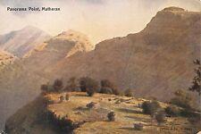 Matheran Karjat Tahsil Raigad Maharashtra India Panorma Point Postcard c1909