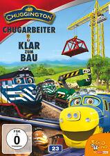 Chuggington 23 - Chugarbeiter Klar zum Bau (Toggolino)               | DVD | 900