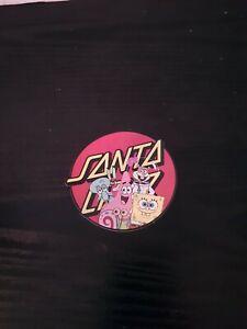 Santa Cruz SpongeBob Squarepants Sticker