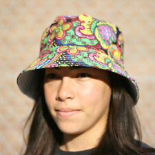 The OG Psychedelic-Paisley - Bucket Hat - Free Shipping