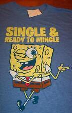 VINTAGE STYLE SPONGEBOB SQUAREPANTS Nickelodeon T-Shirt 2XX XXL NEW w/' TAG