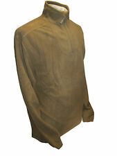 THERMAL Combat UNDERSHIRT - Light Olive - British Army - MEDIUM 170/90 - Grade 1