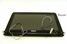 "Dell Mini 10 10.1"" OEM Complete LCD Display Screen Red Black with Urban Art Back"
