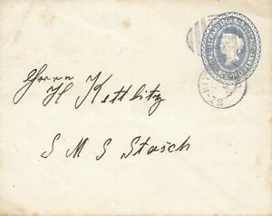 Leeward Islands: 1900 St.Kitts To SMS Stasch