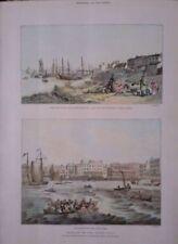 Antique (Pre-1900) Paper JR Art Prints