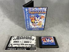 Juego MD - SONIC COMPILATION - PAL - Megadrive -
