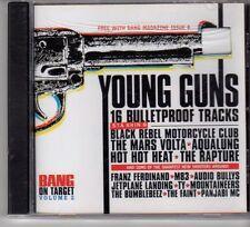 (FP597) Bang On Target, Volume 2, Young Guns - 2003 sealed CD