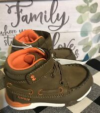 Toddler Boys' Surprize by Stride Rite Wilford Fashion Boots Brown CHOOSE SIZE