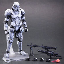 Play Arts Kai Star Wars Stormtrooper Variant Storm Trooper Action Figure Toy New
