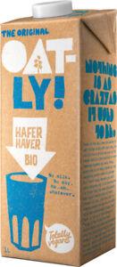 Bio Haferdrink Original mit Meersalz, 6 er Pack ( 6x1L ) NEU & OVP von OATLY