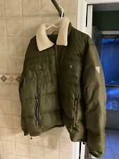 MEN'S GUESS SIZE XXL FALL/WINTER JACKET MSRP $115 NEW WITH TAGS