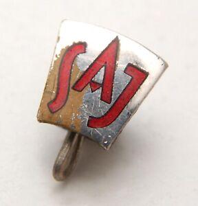 Abzeichen,Sozialistische Arbeiter Jugend,SAJ,Sozi,Arbeiter,socialist youth badge