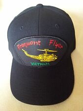 FREQUENT FLYER VIETNAM Military Ball Cap