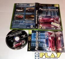 PROJECT GOTHAM 2 RACING PGR 2 CARRERAS PAL ESPAÑA COMPLETO XBOX AGENCIA 24 HORAS