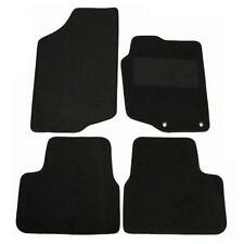 Peugeot 207 Tailored Car Floor Mats 06 onwards - Black