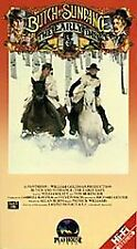 Butch and Sundance - The Early Days, Tom Berenger, William Katt, VHS