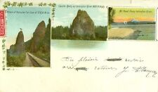 Columbia River Highway,Or. A 1905 Multi-View Greeting