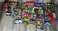 Hot Wheels Matchbox Maisto Momster Jam Car Truck Motorcycle Lot Of 48