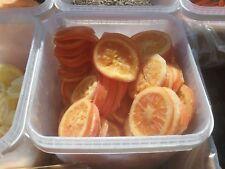 Arancia disidratata a fette buonissima provala confezione da 500gr