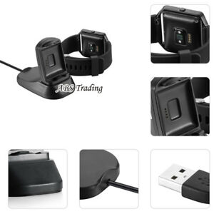 Replacement USB Charging Cable Dock Cradle Power Charger for Fitbit Blaze Watch