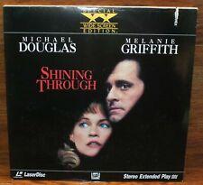 Shining Through (Special Widescreen 2-Disc LaserDiscs) Michael Douglas *Rated R*