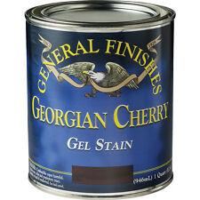 GF Gel Stain, Georgian Cherry, 1/2 Pint